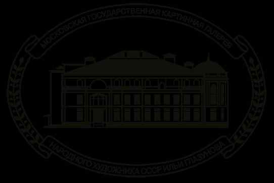 Логотип галареи Глазунова
